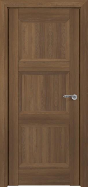 Фото -   Межкомнатная дверь Zadoor ПГ Гранд тип-N пекан светло-коричневый     фото в интерьере
