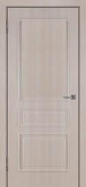 """Межкомнатная дверь ПВХ """"Римини"""", пг, крем"""