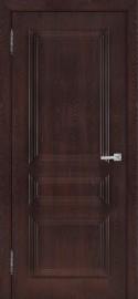 """Межкомнатная дверь ПВХ """"Римини"""", пг, шоколад"""