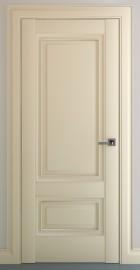 """Межкомнатная дверь """"Турин В1"""", пг, матовый крем"""
