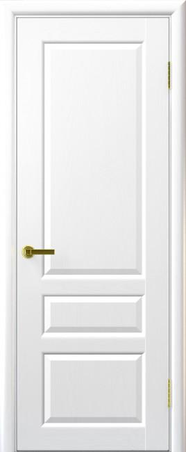 """Межкомнатная дверь """"Валенсия 2"""", пг, ясень жемчуг"""