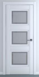 Межкомнатная дверь Гранд В2, по, матовый белый