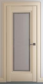 Межкомнатная дверь Неаполь В1, по, матовый крем