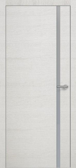 Фото -   Межкомнатная дверь Zadoor ПО ALU H1 Окаша Голд   | фото в интерьере