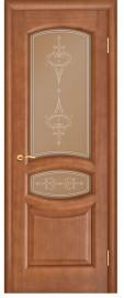 """Межкомнатная дверь """"Анастасия"""", по, анегри тон 74"""
