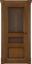 """Межкомнатная дверь """"Барселона"""", по, Patina Antico"""