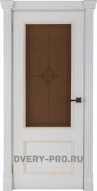 """Межкомнатная дверь """"Гранд-1"""", по, Бьянка"""