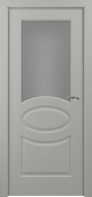Фото -   Межкомнатная дверь ПО Прованс Грей Эмаль   | фото в интерьере