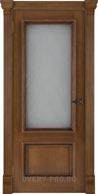 "Межкомнатная дверь ""Корсика"", по, Patina Antico"