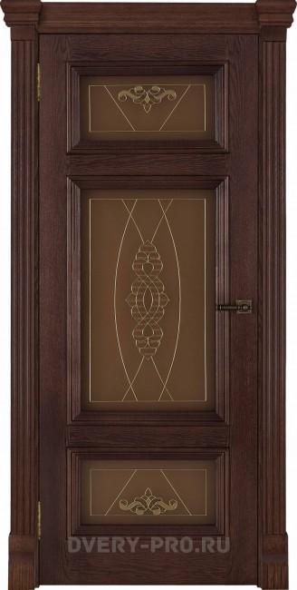 """Межкомнатная дверь """"Мадрид"""", по, Вrandy"""