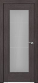 Межкомнатная дверь Zadoor ПО Неаполь тип-N пекан темно-коричневый