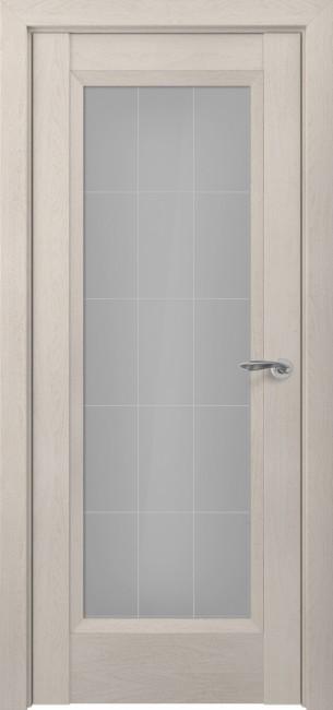 Фото -   Межкомнатная дверь Zadoor ПО Неаполь тип-N пекан кремовый   | фото в интерьере