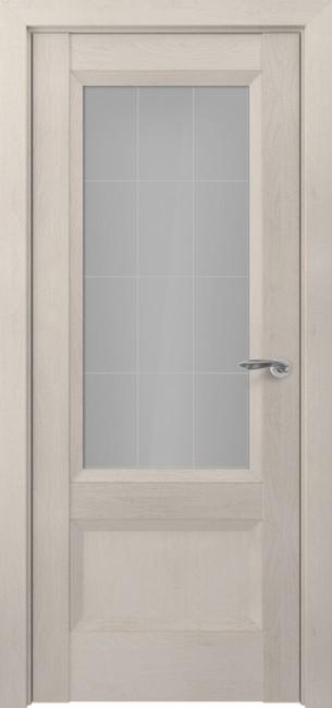 Фото -   Межкомнатная дверь Zadoor ПО Турин тип-N пекан кремовый   | фото в интерьере