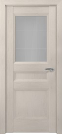 Межкомнатная дверь Zadoor ПО Ампир тип-N пекан кремовый