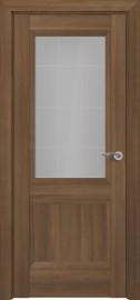 Межкомнатная дверь Zadoor ПО Венеция тип-N пекан светло-коричневый