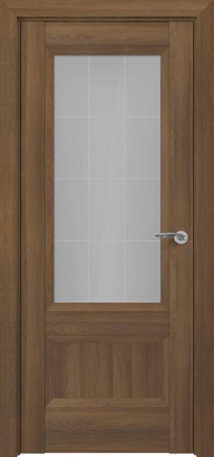 Фото -   Межкомнатная дверь Zadoor ПО Турин тип-N пекан светло-коричневый   | фото в интерьере