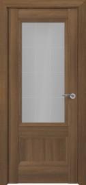 Межкомнатная дверь Zadoor ПО Турин тип-N пекан светло-коричневый