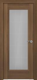 Межкомнатная дверь Zadoor ПО Неаполь тип-N пекан светло-коричневый