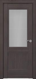 Межкомнатная дверь Zadoor ПО Венеция тип-N пекан темно-коричневый