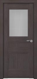 Межкомнатная дверь Zadoor ПО Ампир тип-N пекан темно-коричневый
