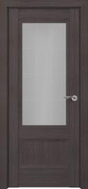 Межкомнатная дверь Zadoor ПО Турин тип-N пекан темно-коричневый