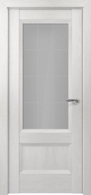 Фото -   Межкомнатная дверь Zadoor ПО Турин тип-N пекан белый   | фото в интерьере