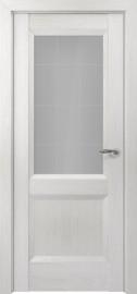 Межкомнатная дверь Zadoor ПО Венеция тип-N пекан белый