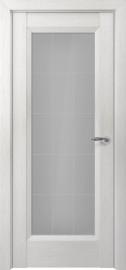 Межкомнатная дверь Zadoor ПО Неаполь тип-N пекан белый