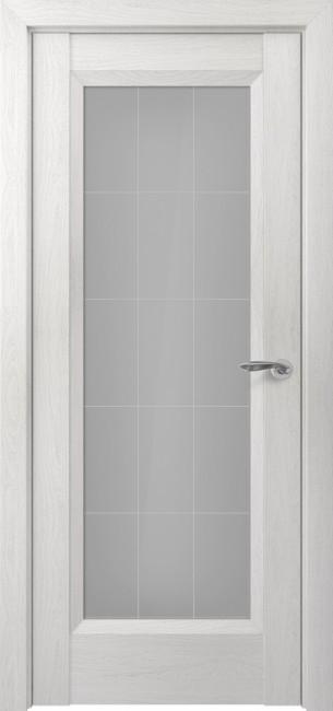 Фото -   Межкомнатная дверь Zadoor ПО Неаполь тип-N пекан белый   | фото в интерьере