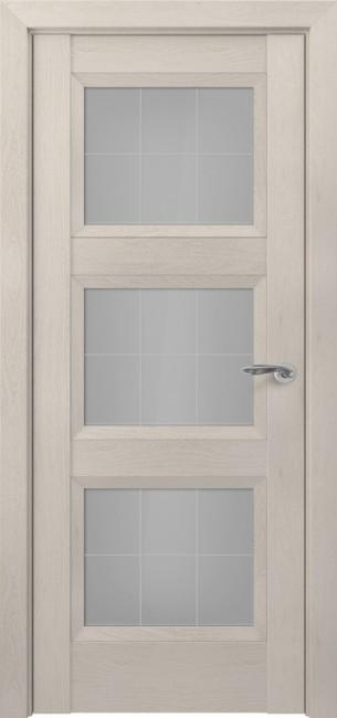 Фото -   Межкомнатная дверь Zadoor ПО Гранд тип-N пекан кремовый     фото в интерьере