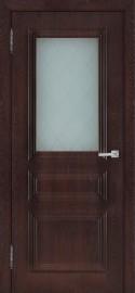 """Межкомнатная дверь ПВХ """"Римини"""", по, шоколад"""