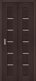 """Складная дверь """"Порта-22"""", по, Wenge veralinga"""