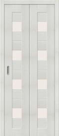"""Складная дверь """"Порта-23"""", по, Bianco veralinga"""