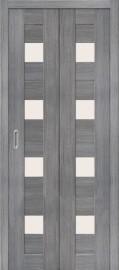 """Складная дверь """"Порта-23"""", по, Grey veralinga"""
