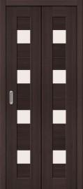 """Складная дверь """"Порта-23"""", по, Wenge veralinga"""