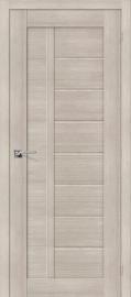 """Межкомнатная дверь """"Порта-26"""", пг, Cappuccino Veralinga"""