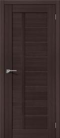 """Межкомнатная дверь """"Порта-26"""", пг, Wenge Veralinga"""