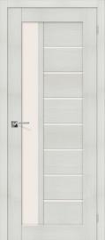 """Межкомнатная дверь """"Порта-27"""", по, Bianco Veralinga"""