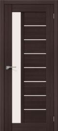 """Межкомнатная дверь """"Порта-27"""", по, Wenge Veralinga"""