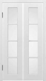 """Складная дверь """"Порта"""", по, белый"""