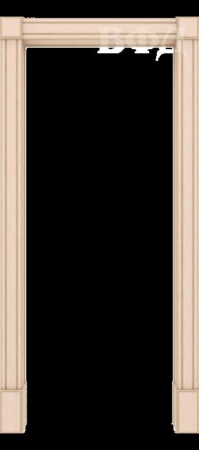 """Межкомнатная арка """"Портал"""" беленый дуб"""