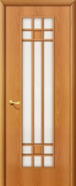 """Межкомнатная дверь """"Премиум"""", по, миланский орех"""