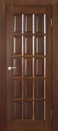 """Межкомнатная дверь """"Прима"""", пг, венге"""