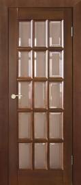 """Межкомнатная дверь """"Прима"""", по, венге"""