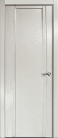 Межкомнатная дверь Мильяна Qdo, пг, ясень жемчуг
