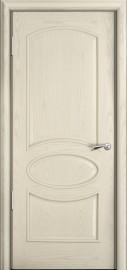 Межкомнатная дверь Мильяна Рим, пг, ясень жемчуг