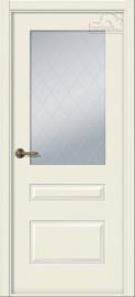 """Межкомнатная дверь """"Роялти"""", по, жемчуг"""
