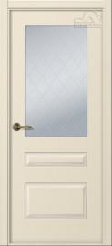 """Межкомнатная дверь """"Роялти"""", по, слоновая кость"""