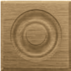 Фото -   Розетка верхняя 78х78х23 мм   | фото в интерьере