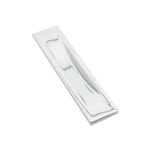 Фото -   Ручка для раздвижной двери ARNI, SDH-5, хром глянцевый   | фото в интерьере